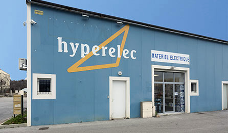 Hyperelec ST HIPPOLYTE DU FORT
